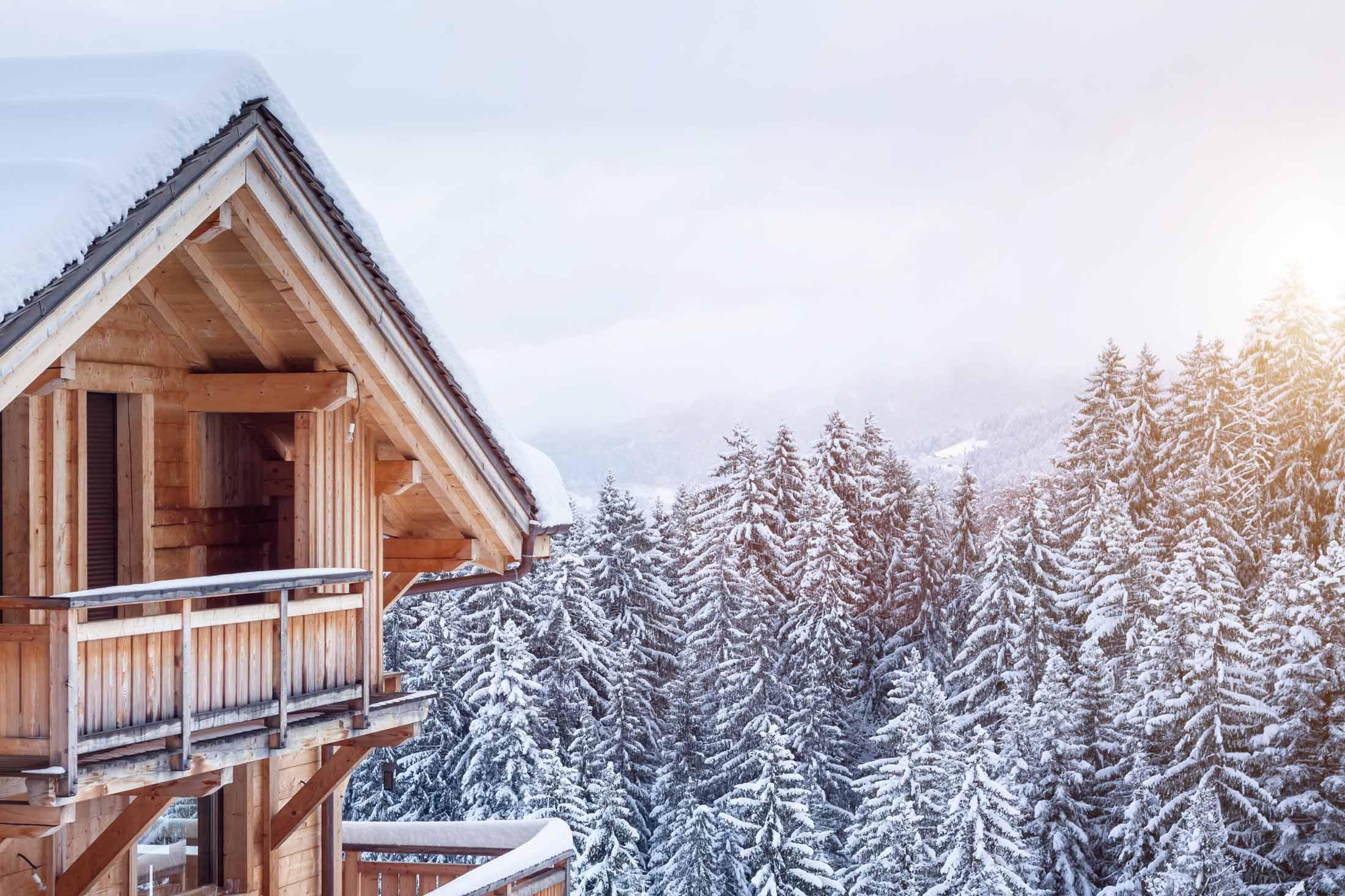 Freizeitwohnsitz im Alpenraum