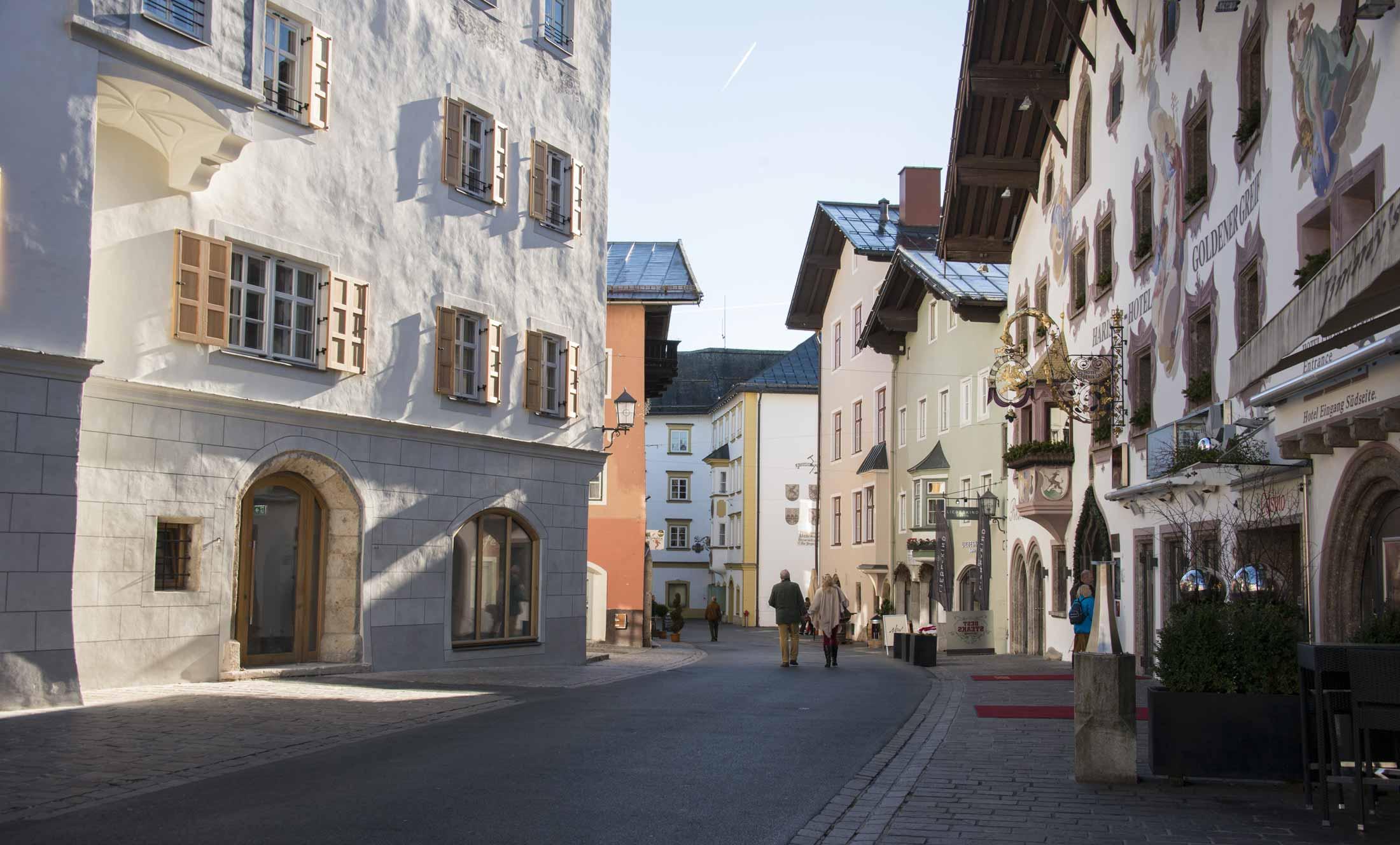Kitzbühel Hinterstadt