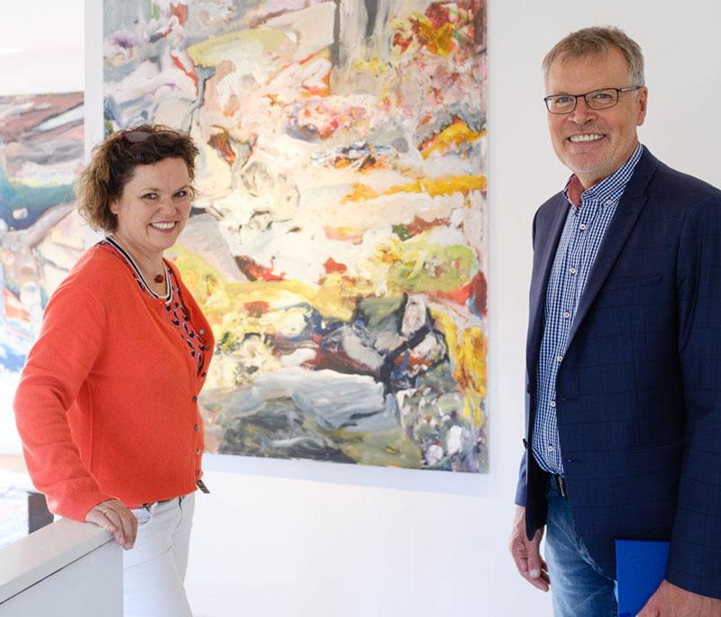 Dr. Christian Neumayr und Mag. Birgit Neumayr Schmutz helfen Ihnen auf der Suche nach Ihrer Traum-Immobilien im Raum Kitzbühel